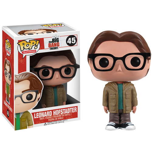 Big Bang Theory - Leonard Pop Vinyl Figure