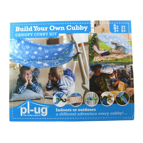 Build Your Own Cubby Canopy Kit