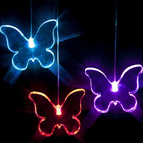 Butterfly Glow Light Mobile