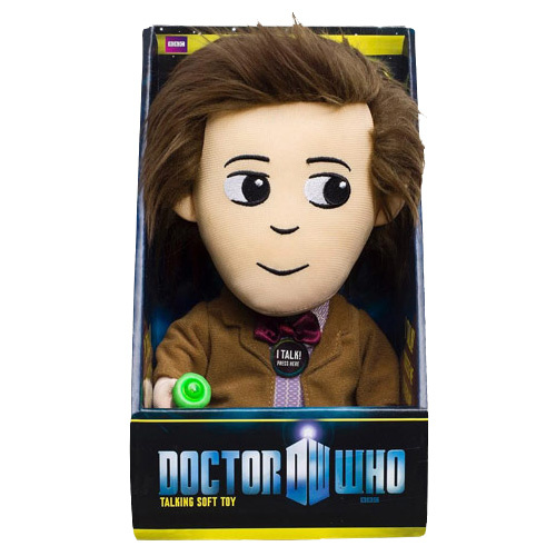 Doctor Who - 11th Doctor Talking Plush