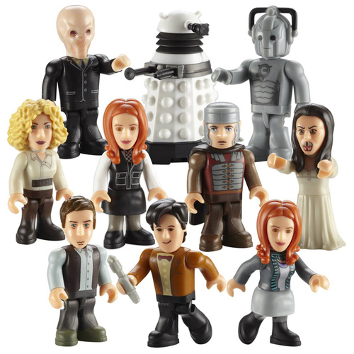 Doctor Who - Micro Figures Series 2