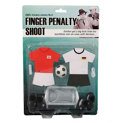 Finger Penalty Shoot Out