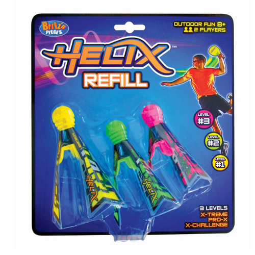 Helix Refill 3 Pack