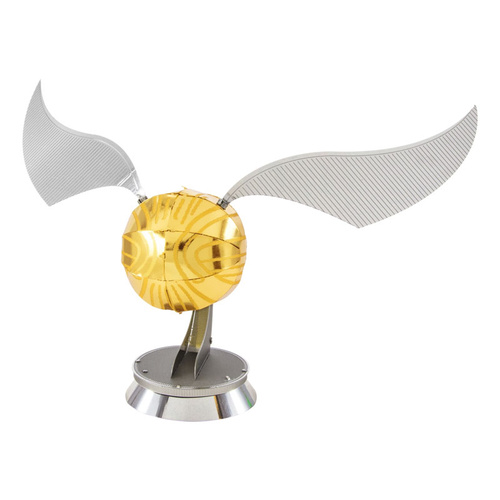Harry Potter Metal Earth Golden Snitch