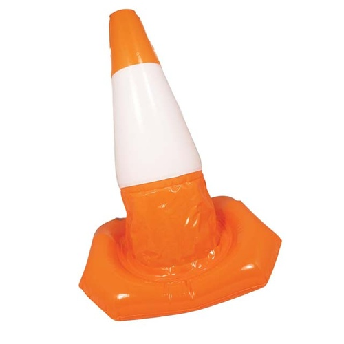 Inflatable Roadcone Hat