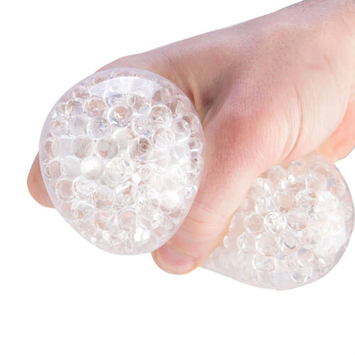 Light Up Squishy Bubble Ball