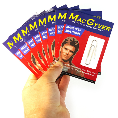 Macgyver Multitool Party Pack