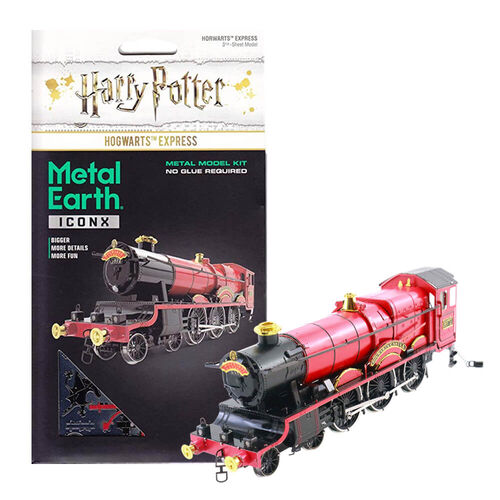 Metal Earth ICONX Harry Potter Hogwarts Express