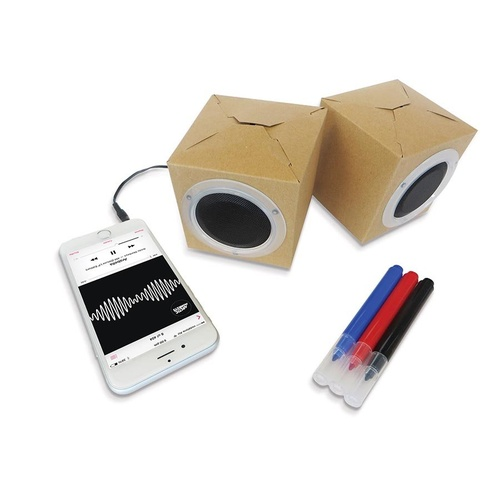 Make and Decorate Your Own Speakers