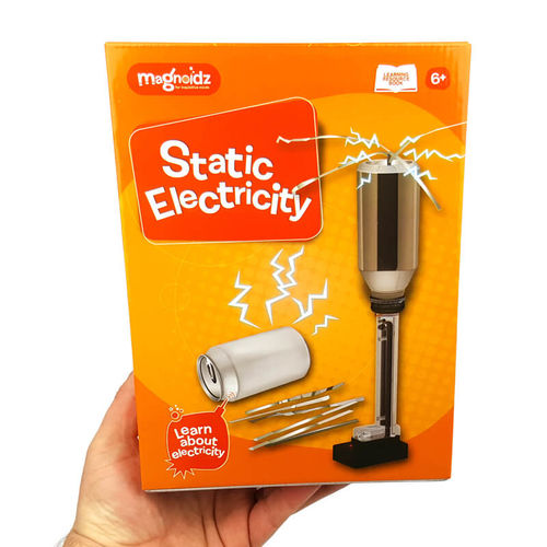 Magnoidz Static Electricity Science Kit