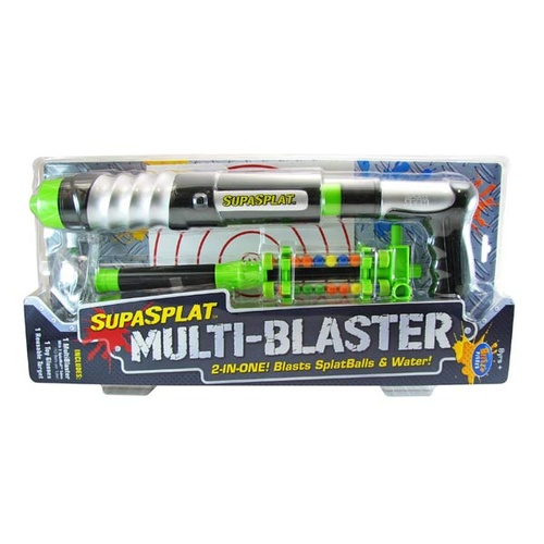 Super Splat Multi Blaster