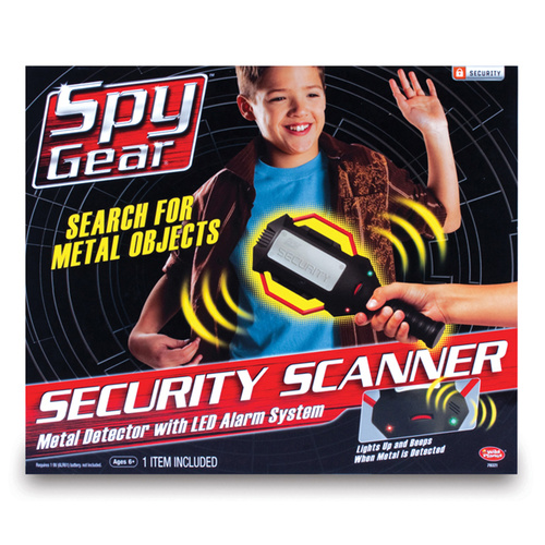 Spy Gear - Security Scanner