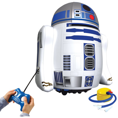 Star Wars - R2-D2 Radio Controlled Inflatable