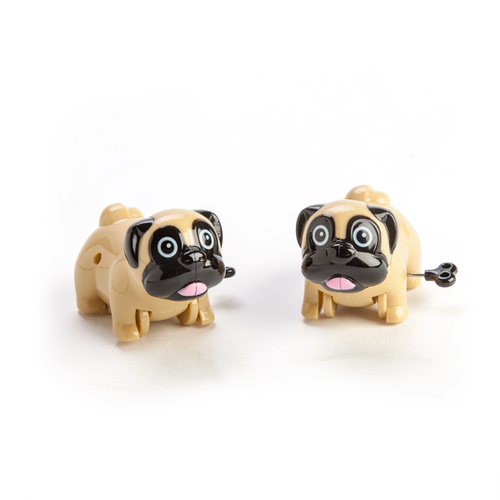 Wind Up Racing Pugs