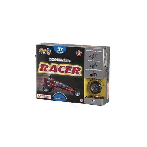 Zoob Mobile Racer 37 pieces